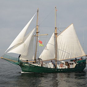 s/y Down North